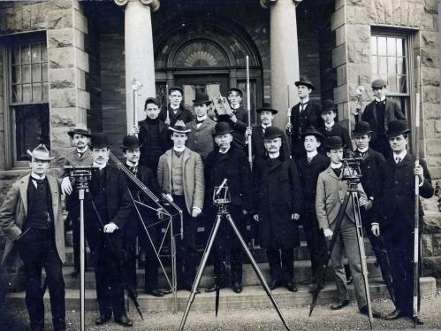 class of 1890 Engineering Club